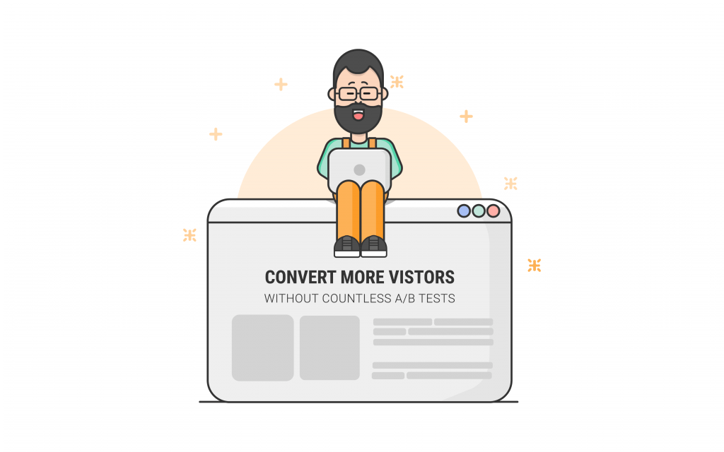 landing page illustration