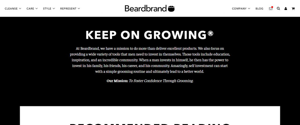 beardbrand ethos