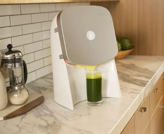 Juicero product differentiation based on design