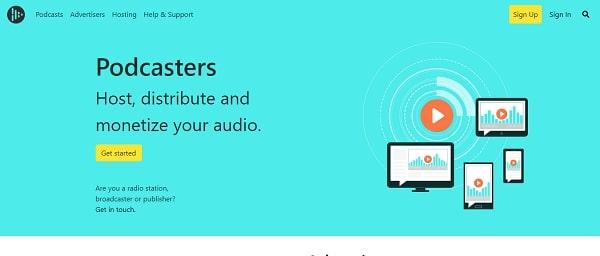audioboom homepage image